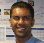 Ron Prasad vegan author and coach