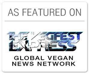VegFestExpress blogger badge VegFestUK