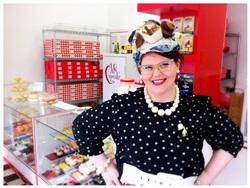 Mellissa Morgan, Ms. Cupcake