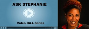 Ask Stephanie Vegan Business Media video column