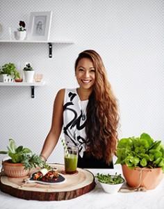 Maz Valcorza Sadhana Kitchen for Vegan Business Talk podcast