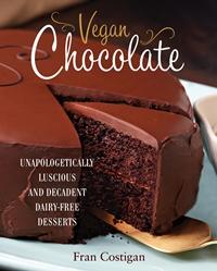 Vegan Chocolate book by Fran Costigan