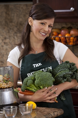 Julieanna Hever the Plant-Based Dietitian for Vegan Business Talk with Katrina Fox