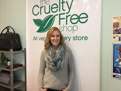 Jessica Bailey of The Cruelty Free Shop for Vegan Business Talk with Katrina Fox of Vegan Business Media