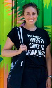 Kiki Adami of Veganizer for Vegan Business Talk with Katrina Fox of Vegan Business Media