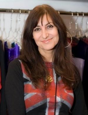 Lois Eastlund vegan fashion designer for Vegan Business Talk with Katrina Fox of Vegan Business Media
