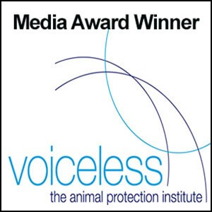 Voiceless media award winner