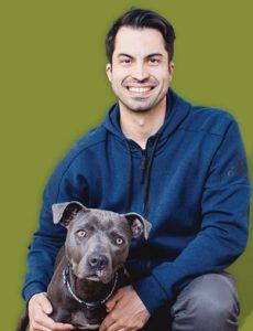 Ryan Bethencourt vegan biohacker for Vegan Business Talk with Katrina Fox of Vegan Business Media