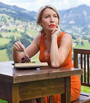 Heather Mills, vegan entrepreneur and owner of VBites plant-based food brand for Vegan Business Talk with Katrina Fox of Vegan Business Media